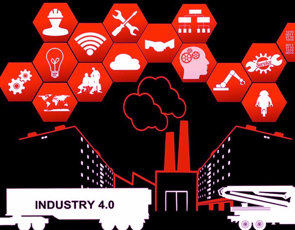9 pilares tecnológicos de la industria 4.0