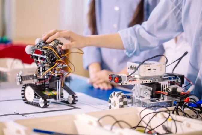 robótica educativa que es